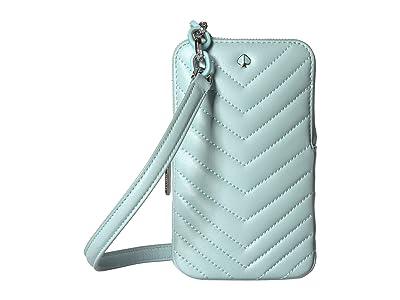 Kate Spade New York Amelia Resin Phone Crossbody (Hazy) Cross Body Handbags