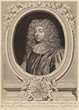 Fine Art Print - Gerard Valck - Robert Greville, Lord Brooke 1678 - Vintage Wall Decor Poster Reproduction - 32in x 43in