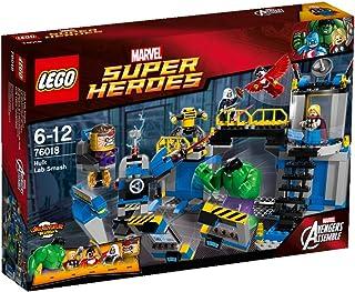 LEGO Super Heroes - El Ataque al Laboratorio