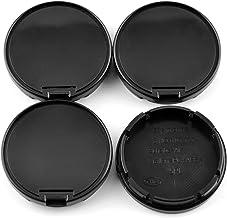 Sponsored Ad - 56mm(2.20.in)/48mm(1.89in) Black Wheel Center Hub Caps Set of 1