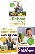 The Reboot with Joe Juice Diet 3 Books Collection Set (Reboot with Joe Juice Diet, Joe Juice Diet Recipe Book, Reboot with Joe Fully Charged)
