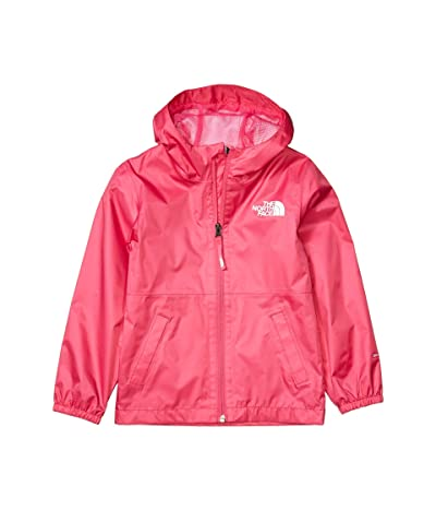 The North Face Kids Zipline Rain Jacket (Little Kids/Big Kids) (Mr. Pink) Girl
