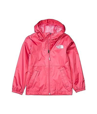 The North Face Kids Zipline Rain Jacket (Little Kids/Big Kids) (Mr. Pink) Girl