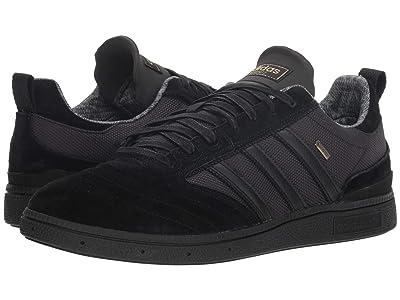 adidas Skateboarding Busenitz Gore-Tex(r) (Black/Carbon/Gold Metallic) Men