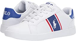White Smooth/Royal/Red/White Pony