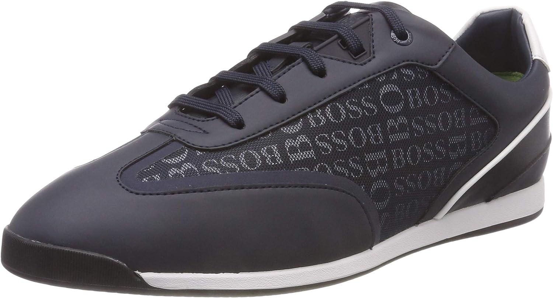 BOSS Herren Glaze_Lowp_Logo Sneaker B07G6V1JF1  | Große Ausverkauf