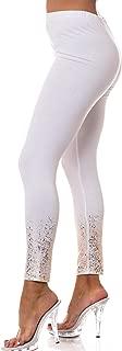 JDJ CO. Women's Premium Quality Ultra Soft Cotton Spandex Solid Gold Glitter Leggings