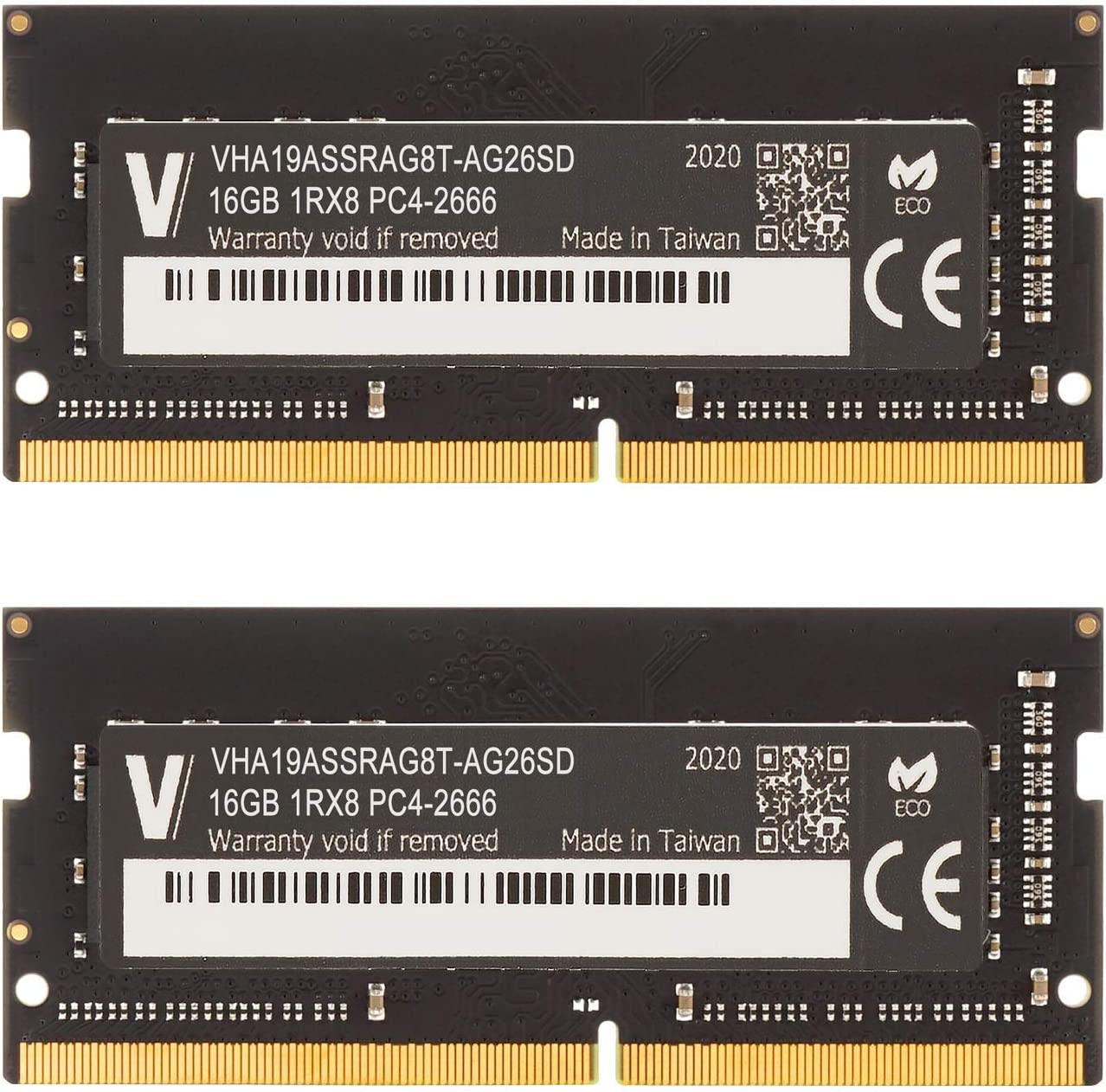 v-Color 32GB 2x16GB DDR4 San Francisco Mall 2666MHz RAM Laptop Special Campaign Note Book for iMac