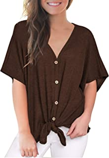 758f94e398fa3 Amazon.com: Browns - Blouses & Button-Down Shirts / Tops, Tees ...