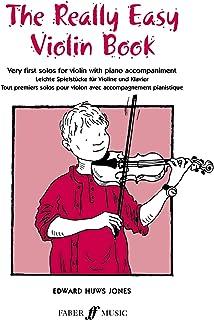 Really Easy Violin Book (Piano Accompaniment)