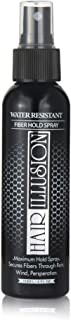 Hair iIllusion (Water Resistant) Hair Spray Allows You To Get Your Hair Wet