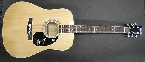 Norah Jones Hand Signed Autograph Electric Guitar Pop Rock Star GA GV 888043