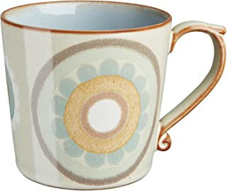 Denby Heritage Terrace Accent Mug, Large, Gray