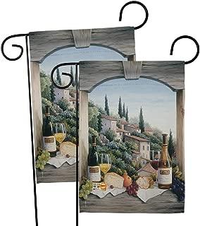 Breeze Decor GP117024-P3AE Wine Window Happy Hour & Drinks Impressions Decorative Vertical 13