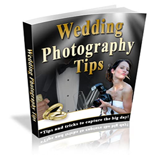 Top 10 best selling list for wedding photography tips
