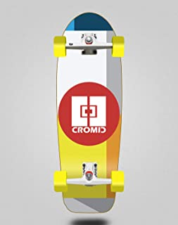 Cromic Surfskate with SGI Trucks Surf Skate Cefire...