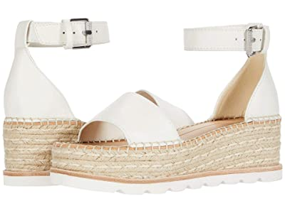 Dolce Vita Larita (White Leather) Women