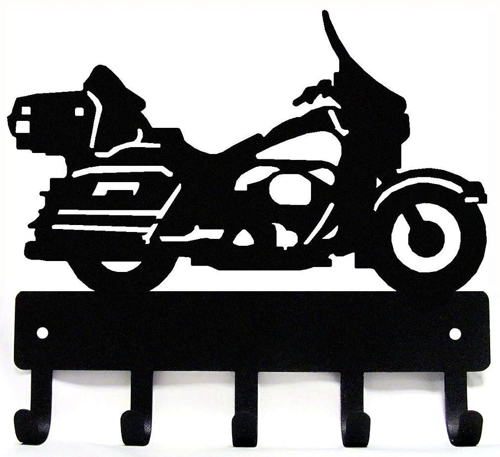 Touring Motorcycle #3 - Key Rack & Hanger
