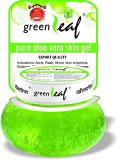Green Leaf Pure Aloe Vera Skin Gel, 500g