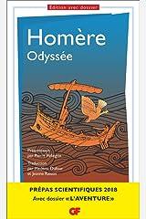 Odyssée - Prépas scientifiques 2017-2018 Format Kindle