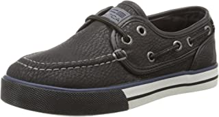 Nautica Spinnaker Canvas Boat Shoe (Little Kid/Big Kid)