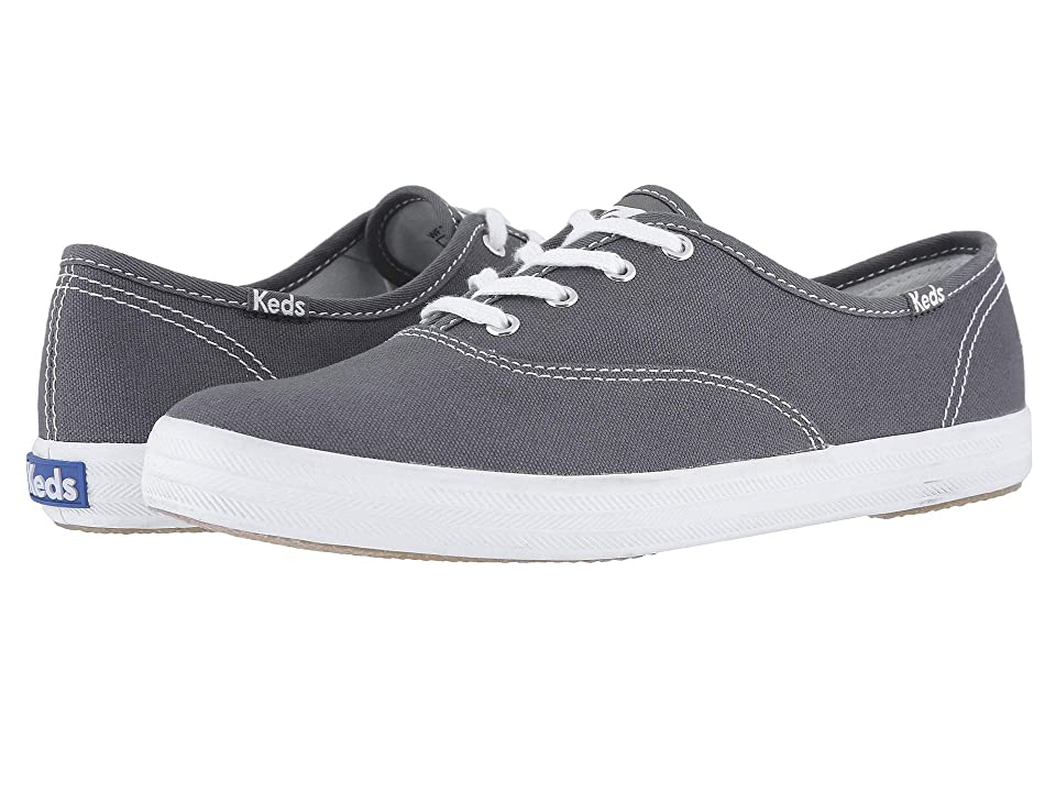 10a2105c140 Vintage Dance Shoes- Where to Buy Them Keds Champion-Canvas CVO Graphite  Womens Lace