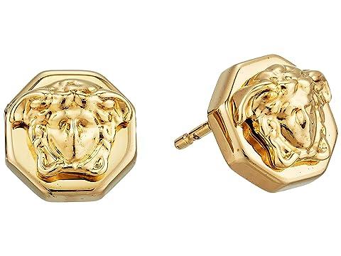 Versace Mini Medusa Stud Earrings