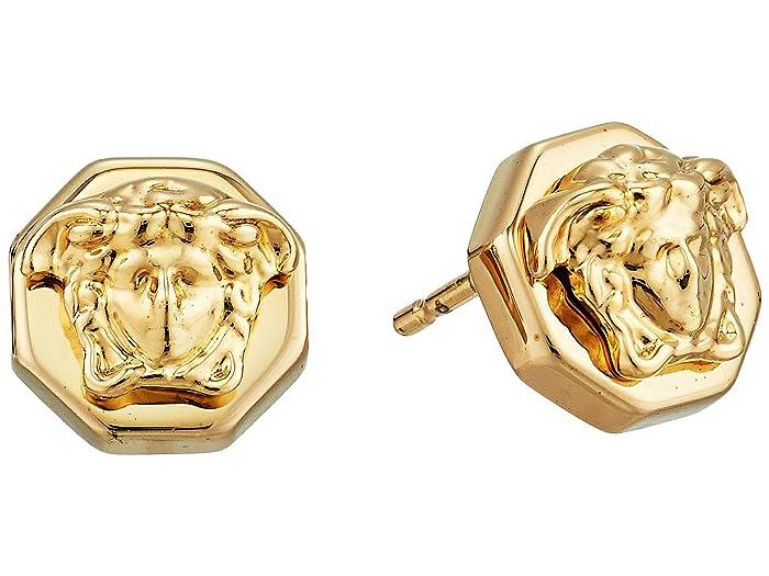 3c4c512dc Versace Mini Medusa Stud Earrings at 6pm