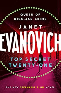 Top Secret Twenty-One: A witty, wacky and fast-paced mystery