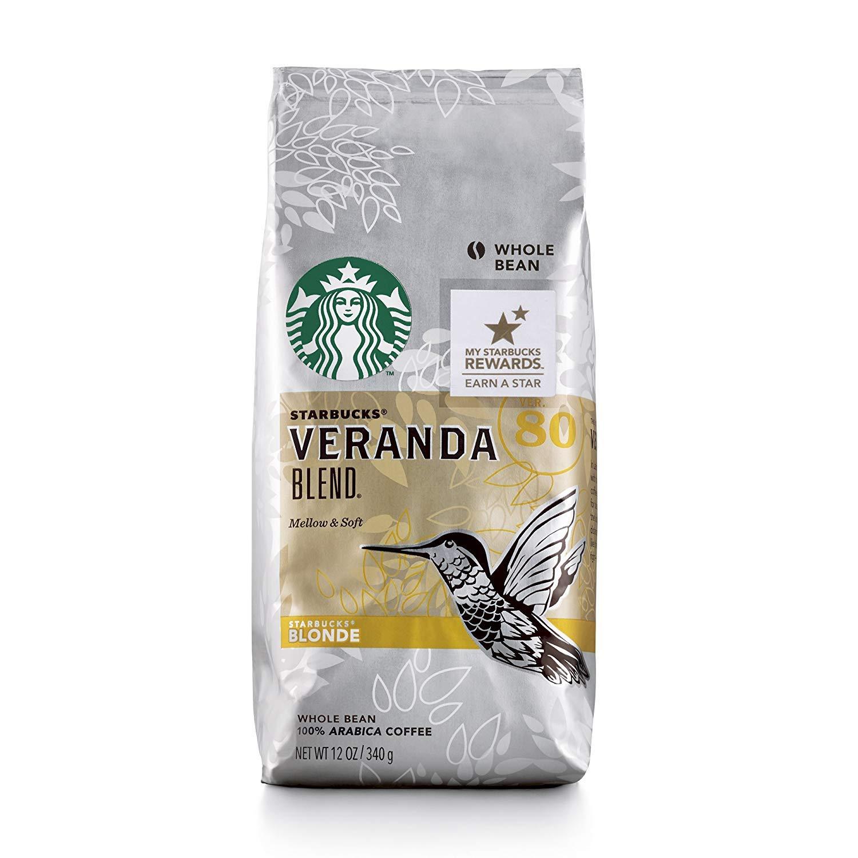 Starbucks Veranda Light Roast Coffee Beans