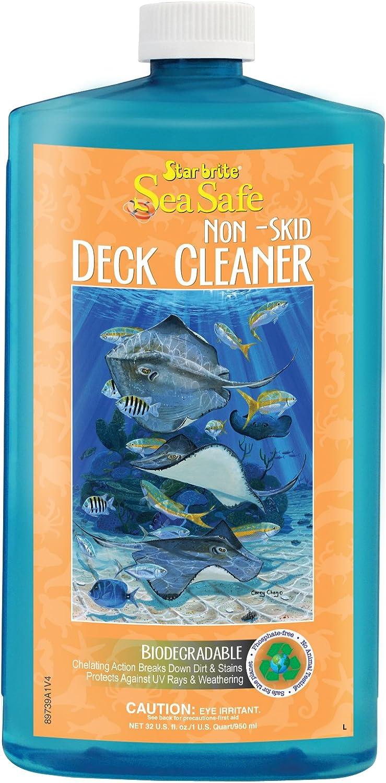 Star Brite Sea Safe NonSkid Deck Cleaner  32 oz