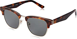 Sass & Bide Women's Shaanti Deuce SAS1809836 Wayfarer Sunglasses,Honey Demi,51 mm