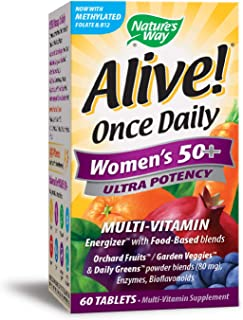 Alive Vitamins For Women