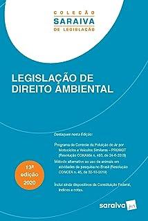 Legislação de Direito Ambiental – 13.ª Edição -2020