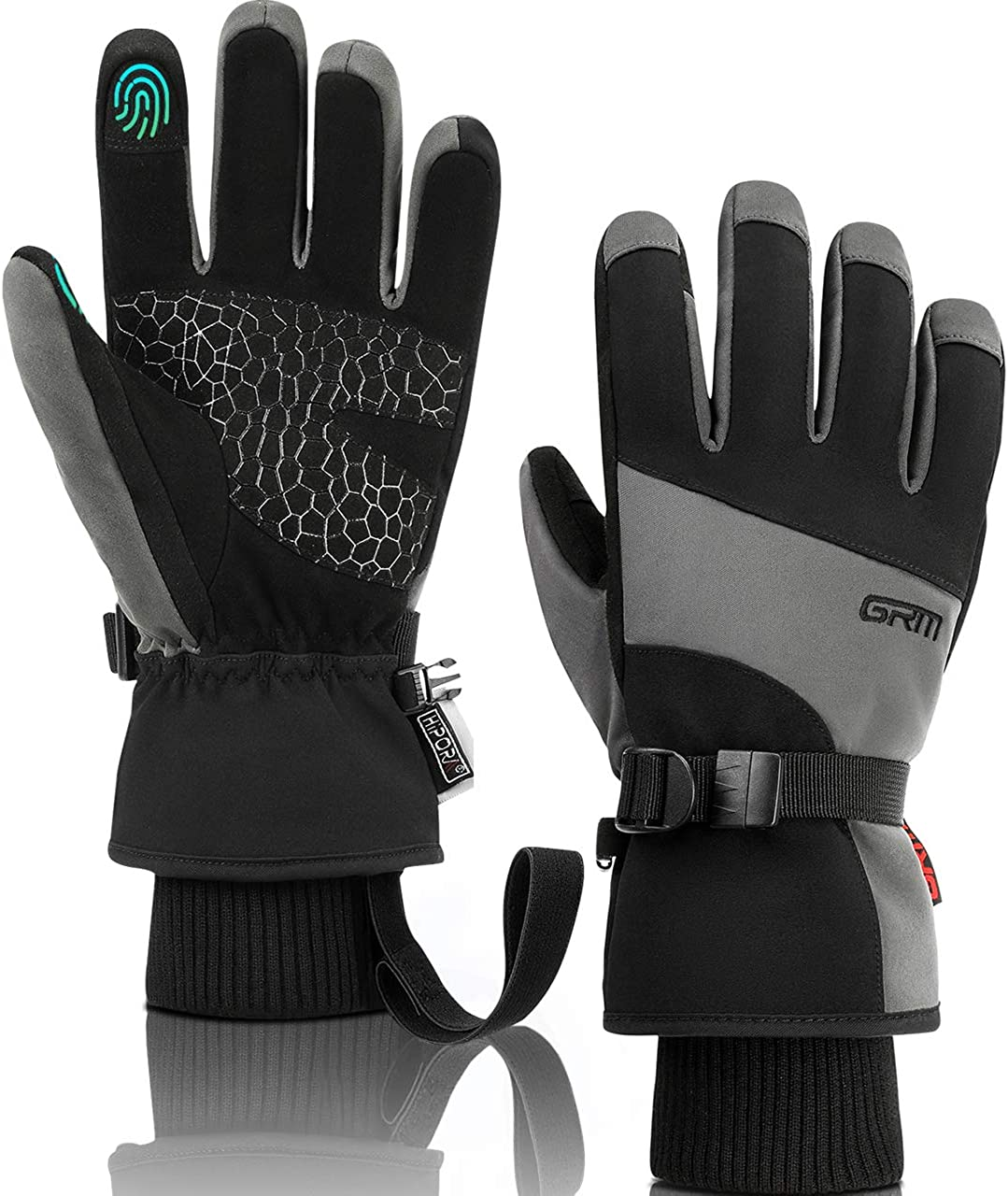 GRM Ski Snow Mittens for Spring new work one after another OFFicial site Men Snowboard Gl Waterproof Warm Women
