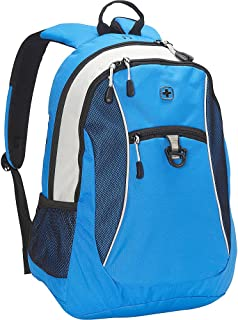 SwissGear Airflow Back System Backpack New Royal