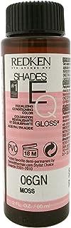 Redken Shades EQ Hair Color Gloss Hair Color, #06GN Moss, 60ml