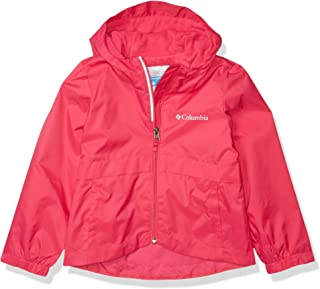 Girls' Rain-zilla Jacket, Waterproof, Reflective