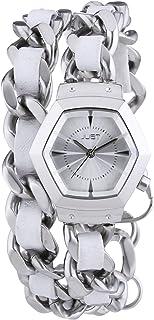 Just Watches - 48-S2244-WH - Montre Femme - Quartz Analogique - Bracelet Acier Inoxydable Argent