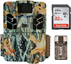 Browning Trail Cameras Dark Ops HD Pro X 20MP Game Cam (Camo) with 16 GB Memory Card and Focus Card Reader Bundle
