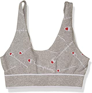 Champion Life Womens BL685P Sweatshirt Bralette - Print Sports Bra