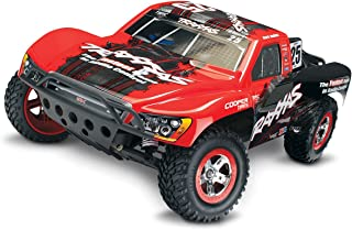 Traxxas 58076-4 Mark Slash 2WD 1/10 Brushless Short Course Truck with TQI 2.4 Ghz Radio/TSM