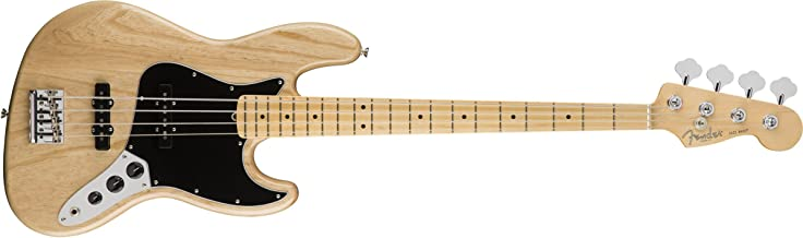 Fender エレキベース American Professional Jazz Bass®, Ash, Maple Fingerboard, Natural