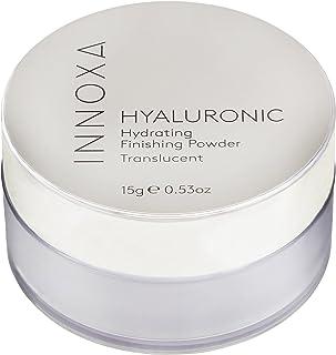 Innoxa Hyaluronic Hydrating Finishing Loose Setting Translucent Powder Makeup Cosmetics - 15g