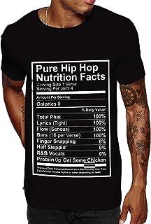 Swag Point Hip Hop Vintage 100% Cotton Graphic T Shirts