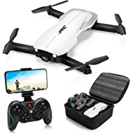 Drones with 1080P HD Camera for Adults,JJRC H71 RC Foldable Drone with 2 Batteries,Optical Flow...