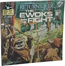 Stars Wars Return of the Jedi. The Ewoks Join the Fight. 24-page Read-along Book and Record (33 1/3 Rpm)