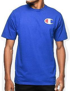 Champion Men's Big & Tall Graphic Logo T-Shirt
