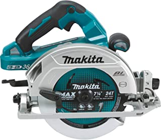 Makita DHS782Z Circular Saw BL 18VX2 LXT 190 mm, Multicolor/Without Battery and Charger, 18 V