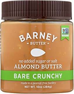 Almond Butter Crunchy 10 Ounces (Case of 6)